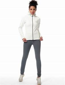 Mdc Shape Stretch Thermo Jeggings Steel