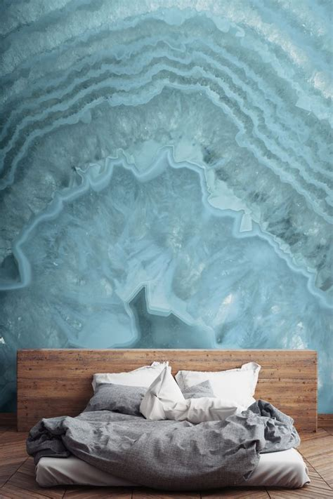 edgy agate  geode bedroom decor ideas shelterness