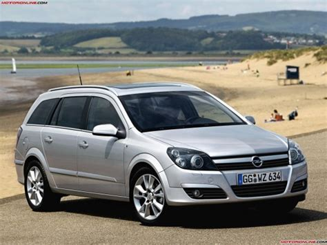 Opel Astra Wagon by Opel Astra Station Wagon 2004 Foto 1 Foto E Wallpaper Opel