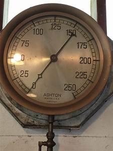 Ashton Steam Pressure Gauge  U2013 New England Wireless  U0026 Steam