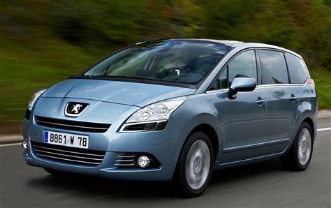 peugeot car of the year peugeot 5008 is diesel car of the year magazine research
