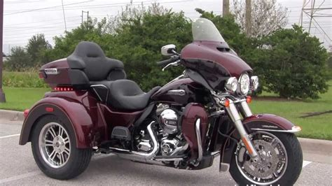New Tri Glide Motorcycles For