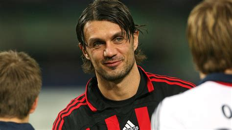 Paolo Maldini: The true Rossoneri - Essentially Sports