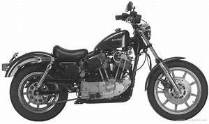 1983 Harley-davidson Xr 1000