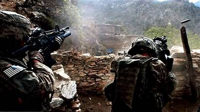 Afghanistan Airborne Nato M16 Ranger Shells Army
