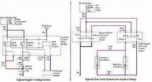 Cooling Fan Wiring Diagram 95 Mustang