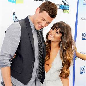 Lea Michele: Stevie Nicks Gave Me This Gift After Cory ...