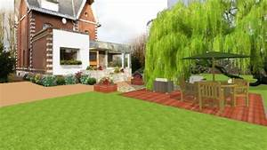 logiciel gratuit jardin 3d cheap amenagement jardin d With amazing amenagement terrasse et jardin photo 0 dessin terrasse galaxy jardin
