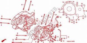 Honda Shadow 125 Vitesse Max : carter moteur shadow 125 vt125cx 1999 switzerland ~ Nature-et-papiers.com Idées de Décoration