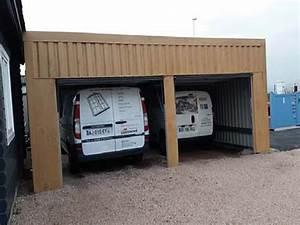 Garage Bois En Kit : mattei allier montlu on garage b ton abris m tal en kit ~ Premium-room.com Idées de Décoration