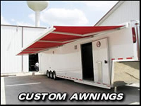 race trailer awning car trailers by t e auto haulers trailer service and repairs