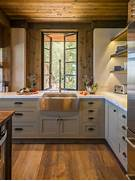 Rustic Kitchen Design Ideas Remodel Pictures Houzz Rustic Kitchen Decorating Ideas Rustic Kitchen Design Pictures To Pin Kitchen Decor Ideas With Wooden Cabinet And Stone Wall Design Kitchen Ideas Rustic Kitchen New York By Seifer Kitchen Design