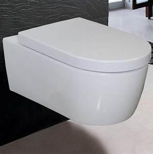 Hänge Wc Höhe : bernstein luxus wand h nge wc toilette softclose ch1002 ebay ~ Markanthonyermac.com Haus und Dekorationen