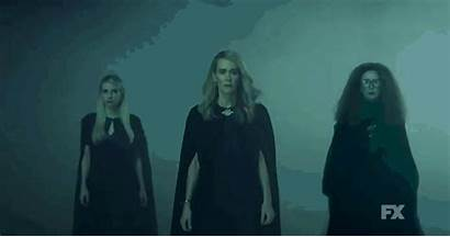 Apocalypse Murder Ahs Coven Trailer Horror American