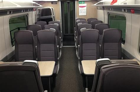 hitachi reveals set interiors international railway journal