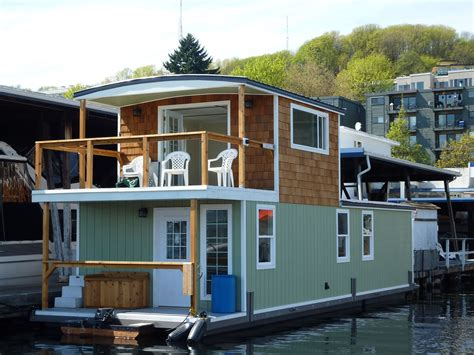 Boat House For Sale Seattle by Houseboat For Sale Seattle Houseboat Lake Union Houseboat