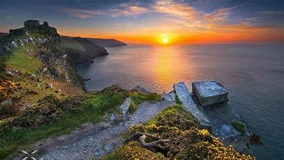 Devon North Places Coast Golden Country Camping