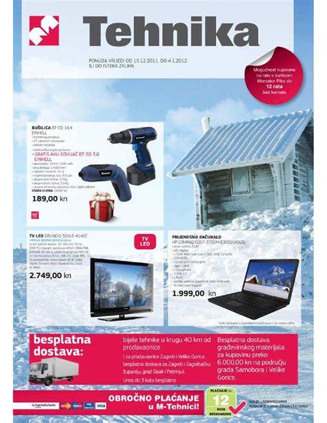 Mercator Tehnika Katalog 15.12.-04.01.2012. by SuperKupnja ...