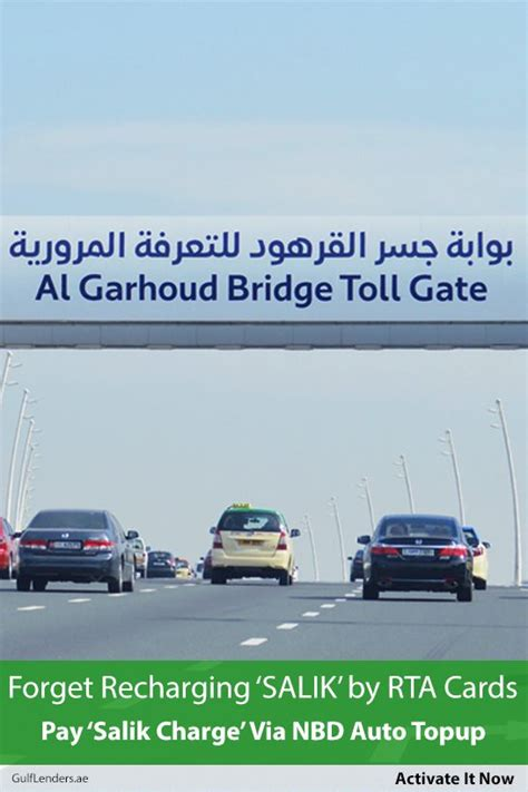 Compare card offers now & apply. Salik Auto Top-up feature gives peace of mind to frequent travelers. Now forget purchasing cards ...