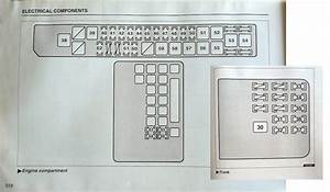 Sc430 Fuse Diagram 2002 - Clublexus