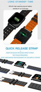 M20 1 3 Inch Oled Color Screen Smart Watch Heart Rate