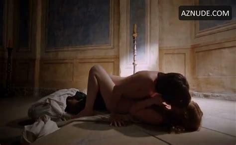Isolda Dychauk Breasts Butt Scene In Borgia Aznude