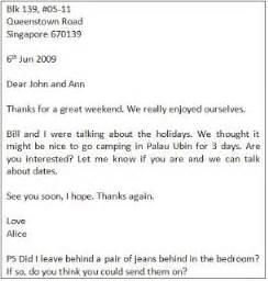 informal cover letter email