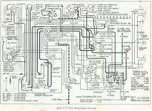 1957 Buick Wiring Diagram