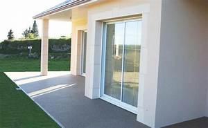 Moquette Exterieur Pour Terrasse : resine pour terrasse annecy pose agregat de marbre ~ Edinachiropracticcenter.com Idées de Décoration