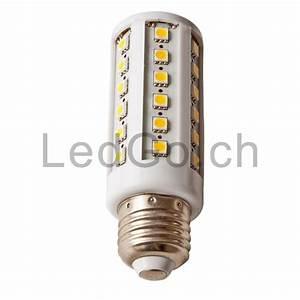 Ampoule E27 Led : ampoule 6w corn e27 led smd5050 ~ Edinachiropracticcenter.com Idées de Décoration
