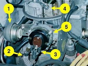 Ford Motorcraft 2150 Carburetor