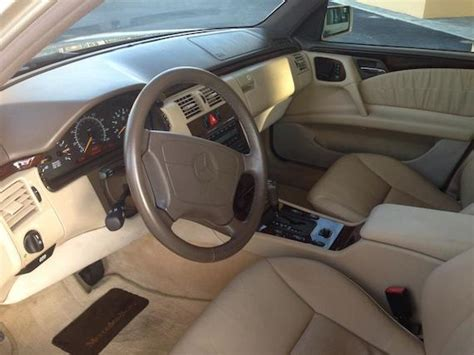 1997 mercedes e320 with 30 000 miles german cars for sale blog