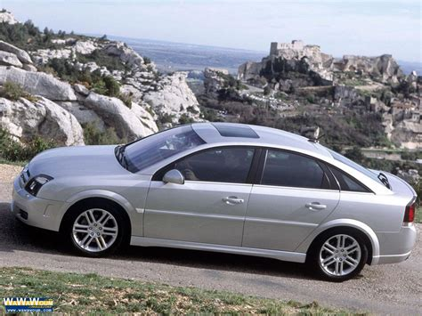 Opel Vectra Car Technical Data Car Specifications
