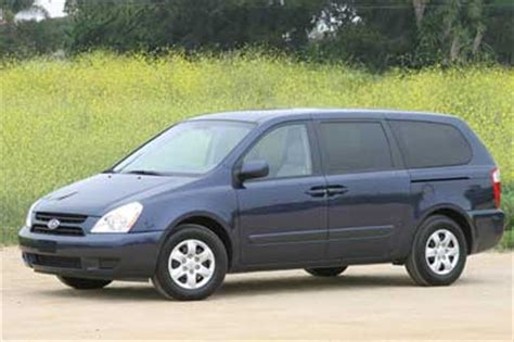 Kia Sedona 2006 Review by 2006 Kia Sedona Review Autobytel