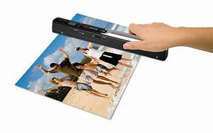 Copy cat handheld document scanner ion audio for Handheld document scanner