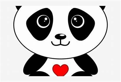 Panda Face Cartoon Head Clipart Website Clipground