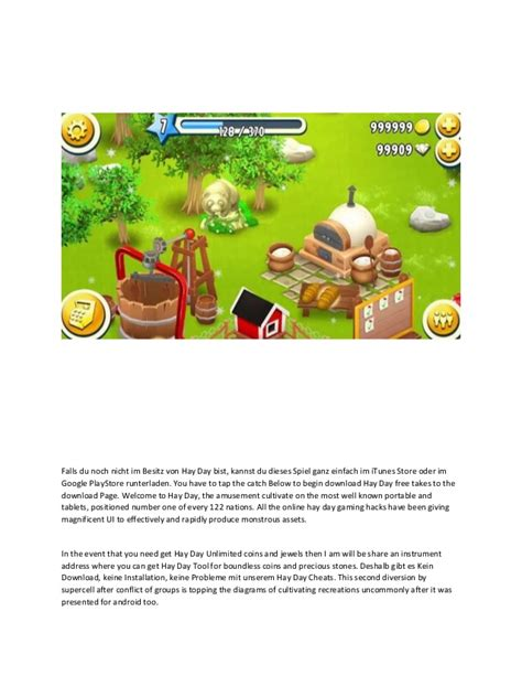 hay day modded