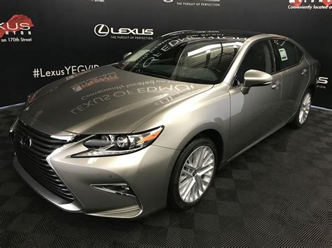 Used 2018 Lexus Es 350 4 Door Car In Edmonton, Ab L14006