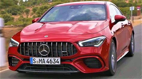 Cla 250, amg cla 35 and amg cla 45. 2020 MERCEDES CLA 45 AMG IN MAGNIFICENT RED COLOR ! - YouTube