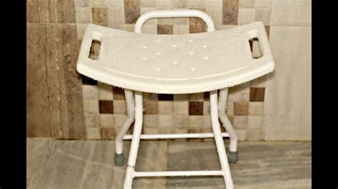 what is a shower chair how to use shower chair