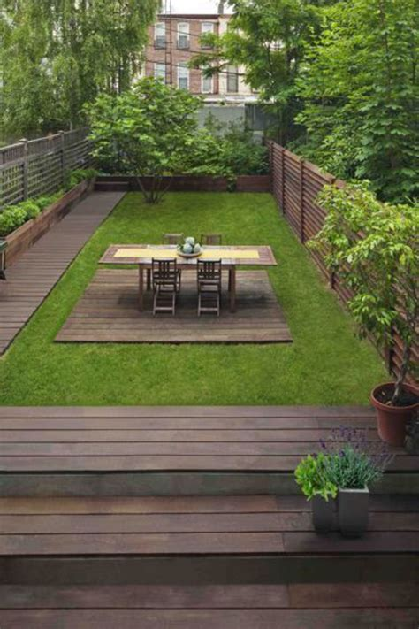 amenagement petit jardin de ville  idees sur pinterest