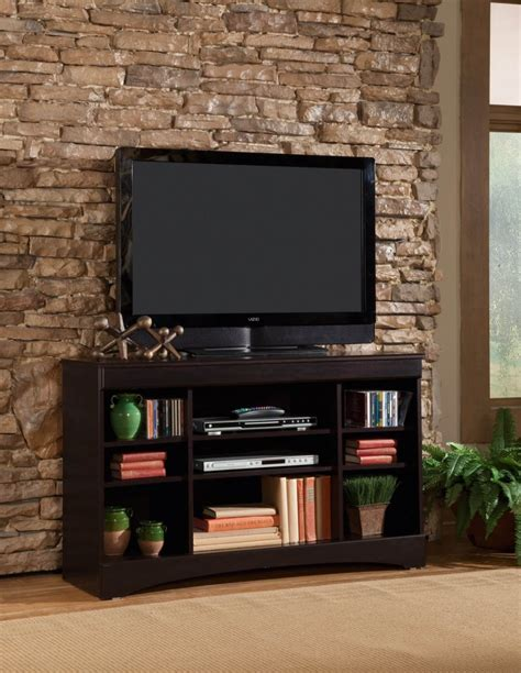 mahogany assembled tv stand entertainment furniture