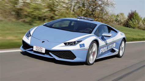 These Are The World's Best Police Cars