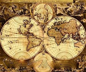 Best 25+ Vintage world maps ideas on Pinterest