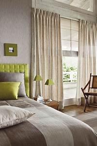 9 rideaux pour une jolie chambre cote maison With rideaux pour chambre adulte