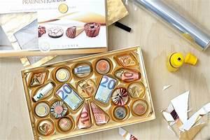 Wie Kann Man Gutscheine Schön Verpacken : pralin s monnaies geldgeschenk kreativ verpacken herbs chocolate ~ Markanthonyermac.com Haus und Dekorationen