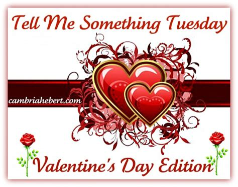 books    tuesday  valentines edition
