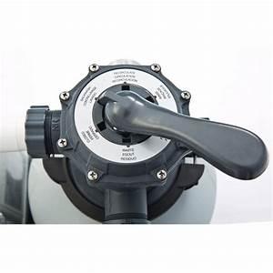 Filtre A Sable Intex 4m3 : intex combin filtre sable 6 m3 h et co st rilisateur ~ Dailycaller-alerts.com Idées de Décoration