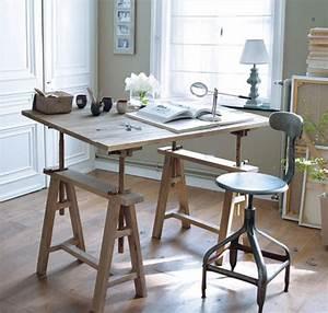 Maison Du Monde Bureau Fille : 8 bureaux pour la chambre des tudiants en herbe gar on ou fille ~ Melissatoandfro.com Idées de Décoration