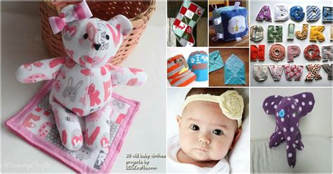 adorably creative upcycling projects  repurpose  baby clothes diy crafts